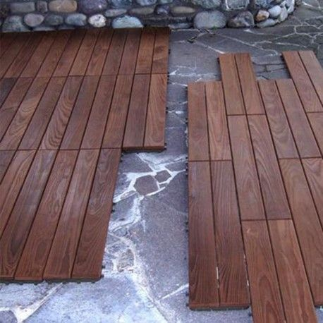 Dalles Clipsables Pour Terrasse Interesting Tsps Dalles Clipsables