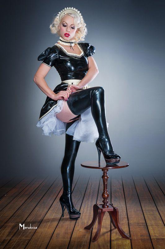Wish come true and horny maid | Erotic fotos)