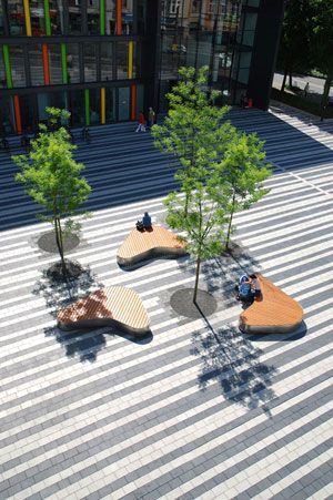 Pavers and Public Spaces | Planetizen: The Urban Planning, Design, and Development Network