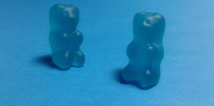 Blue gummy bear wallpaper