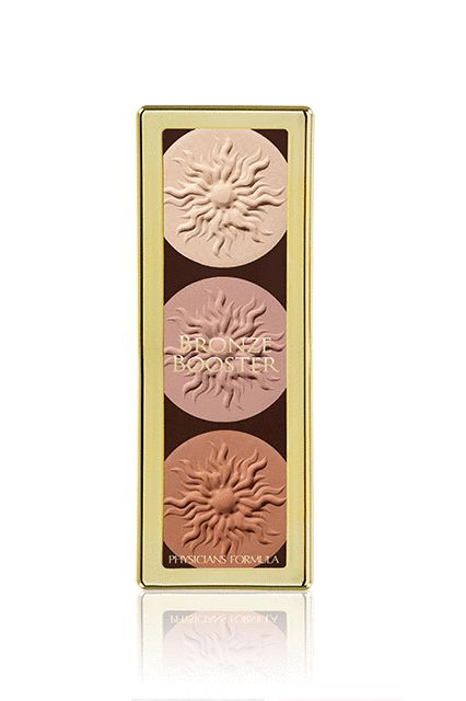 It's your full-face kit — highlighter, blush, and bronzer — all in one place. And you can't beat that pigment payoff for the impressive price. Physicians Formula Bronze Booster, $14.95, available at drugstores in March 2017. #refinery29 http://www.refinery29.com/2016/12/133648/drugstore-beauty-product-innovations-2017#slide-24