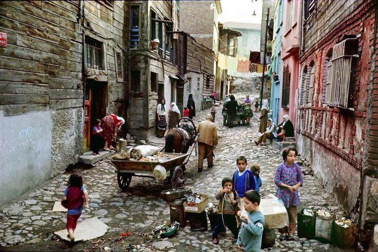 Zeyrek, 1968 #AraGüler #istanbul #fatih #istanlook