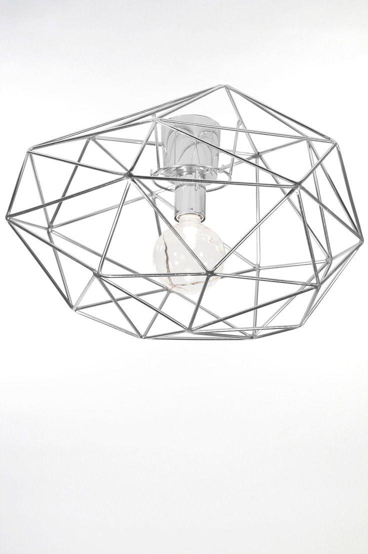 Ellos Home Plafond - Krom - Hem & inredning - Ellos.se