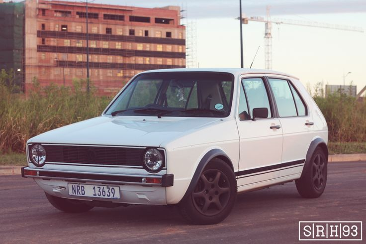 South African VW Citi Golf Conversion to Mk1 - StanceWorks
