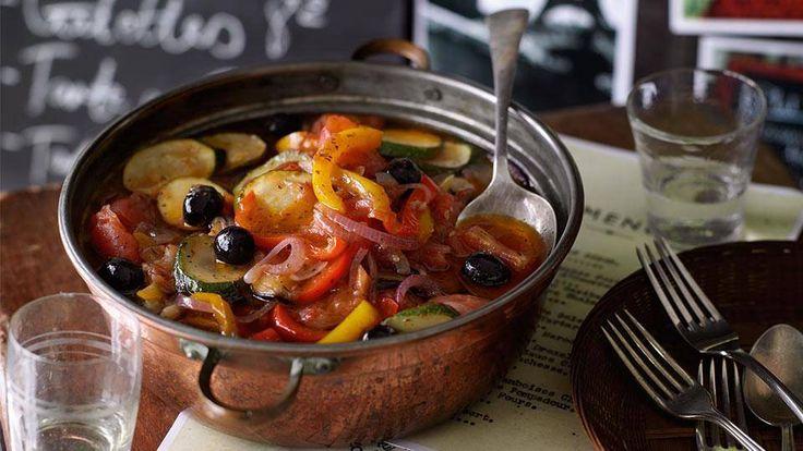 Przygotuj klasyczną ratatouille z Kuchnią Lidla! Dokładny przepis oraz wskazówki znajdziesz na naszej stronie!