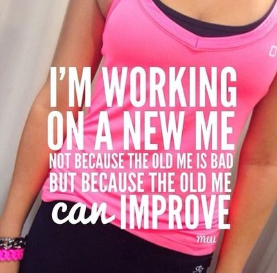 Exercise Motivation  www.facebook.com/JoannisPlexusSlimThinkPink