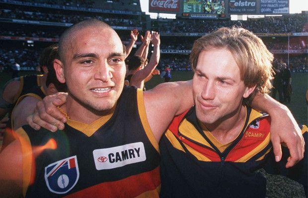 Players Say: Tony Modra - AFC.com.au