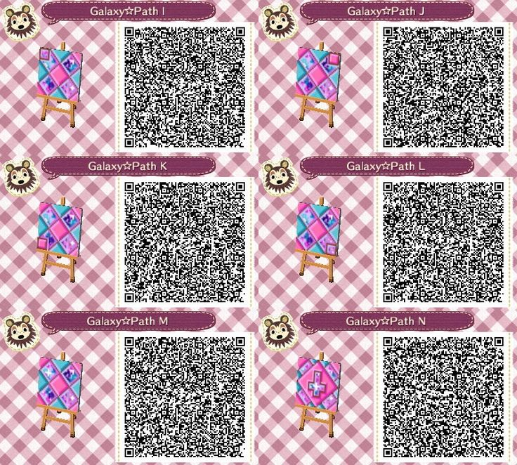 423 Best Animal Crossing New Leaf Qr Codes Images On