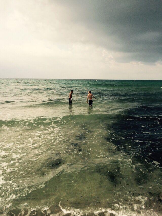 Chalkidiki am Beach