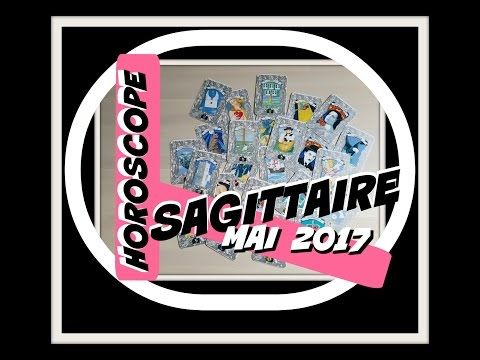 Horoscope du mois de mai 2017:*le sagittaire*.