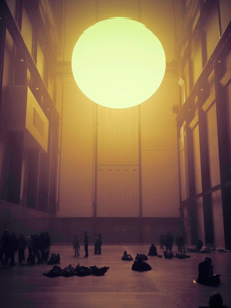 [フリー画像素材] 芸術 / アート, インスタレーション, オラファー・エリアソン, ウェザー・プロジェクト, 太陽 ID:201310090000 - GATAG フリー画像・写真素材集 4.0