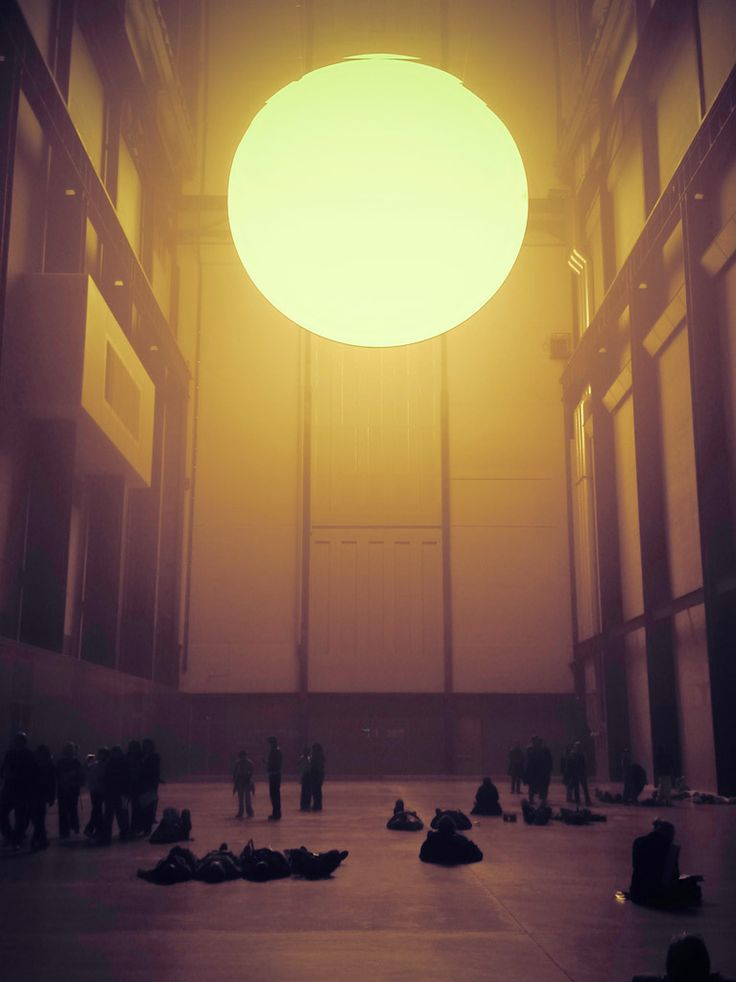 [フリー画像素材] 芸術 / アート, インスタレーション, オラファー・エリアソン, ウェザー・プロジェクト, 太陽 ID:201310090000 - GATAG|フリー画像・写真素材集 4.0