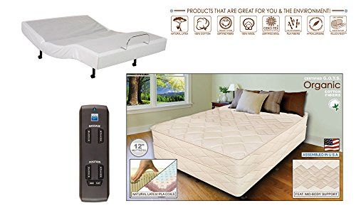 Adjustable Wireless Remote Bed Frame Base Zero Gravity And Dual