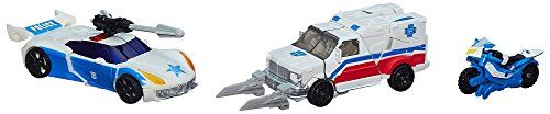 Transformers Asia Kids Day Protectobots Emergency Response 3-Pack Transformers http://www.amazon.com/dp/B00ILA28H4/ref=cm_sw_r_pi_dp_zctqub0100917