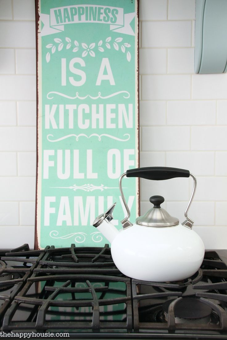 Finish Off Your Kitchen with Beautiful Small Appliances & Accessories - The Happy Housie