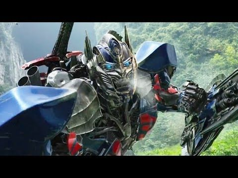 Transformers 4 Trailer Official - Transformers Age of Extinction - YouTube