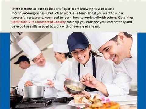Click here - http://goo.gl/9LennS If you want to be a professional chef better go to school and take up a hospitality course in Perth. Learning from the indu...