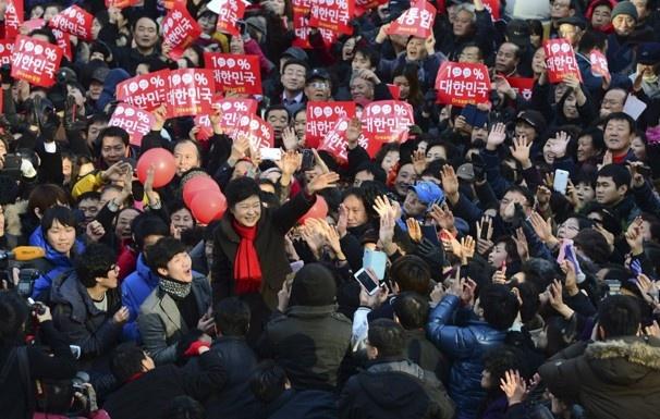 Park Geun-hye, South Korea