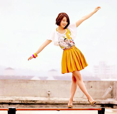 Park Shin Hye... One of my favorite K-drama actresses :)