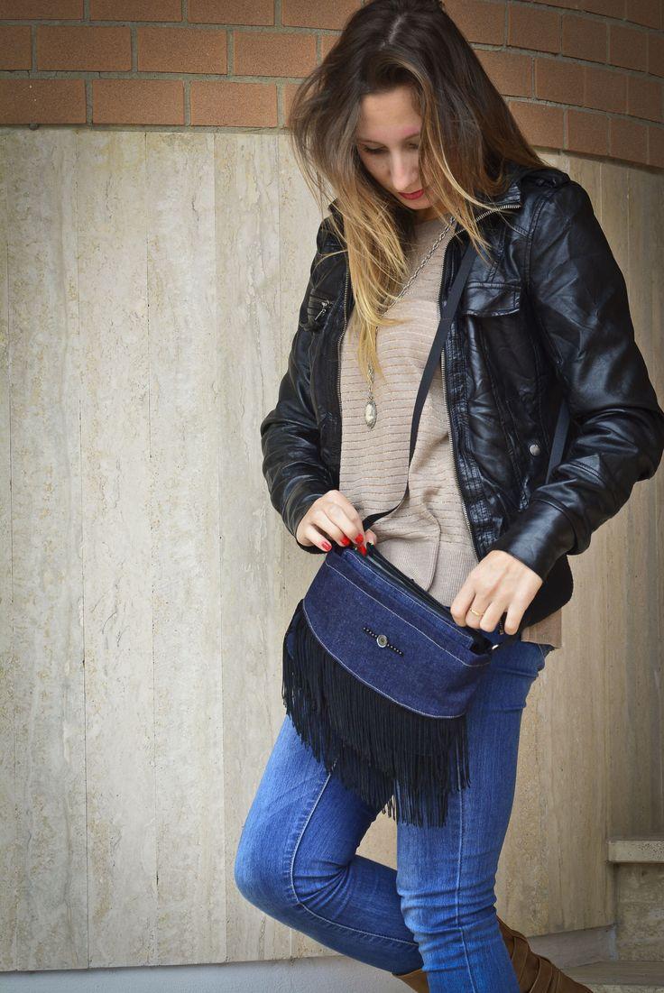 Mini bag seventies style #2 #vanessavan #handmade #bag #vintage www.vanessavanhandmade.etsy.com