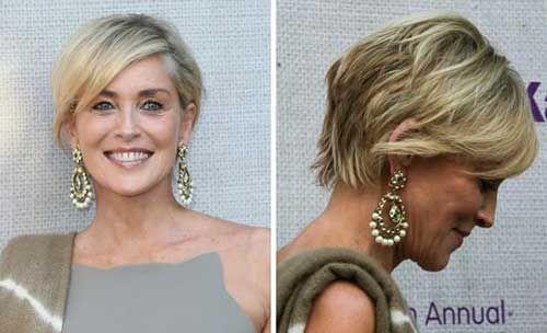40 Best Hairstyles for Short Hair | http://www.short-hairstyles.co/40-best-hairstyles-for-short-hair.html