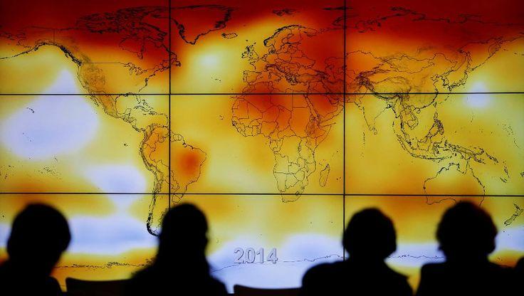 Trump retiró a Estados Unidos del acuerdo climático de París: El pacto, firmado por unos 200 países, busca limitar el calentamiento global…