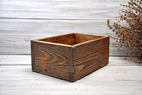 12 X8 Rustic Wood Planters Box Wood Garden Box Wooden Succulent Box Herb Box Farm Box Rustic Flower Wooden Succulent Planter Wood Planters Flower Pot Rustic