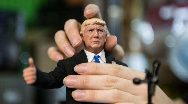 Para Penyihir Bersumpah Lengserkan Trump dengan Guna-Guna