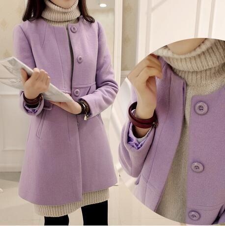 Plus Size Cardigan Desigual Woolen Women Coat 2016