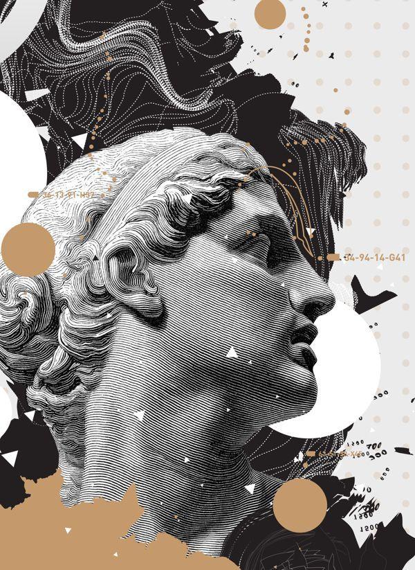 Auri Sacra Fames. by Anthony Neil Dart, via Behanc…