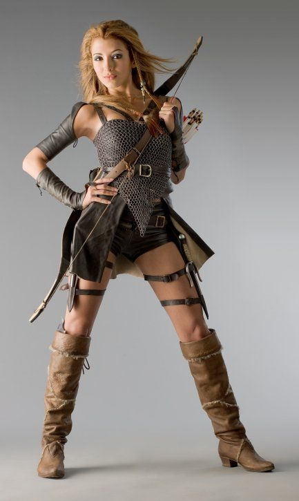 India de Beaufort from Kröd Mändoon and the Flaming Sword of Fire