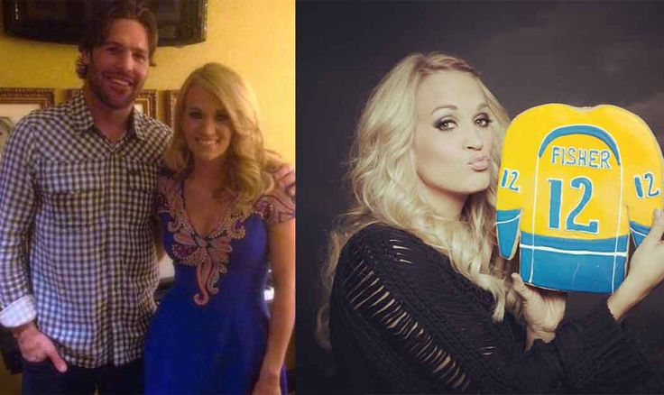 Carrie Underwood's Husband Is Married to 'Someone Famous'