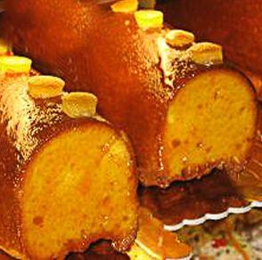 La ricetta del pan d'arancio, dolce tipico della pasticceria siciliana a base di purea di arancia, zucchero, farina 00, burro, uova e lievito per dolci.