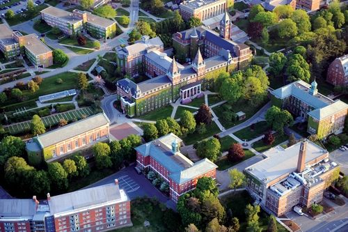 College of the Holy Cross | Holy Cross | Photos | Best College | US News