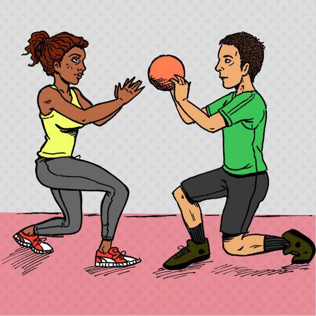 35 partner exercises :)