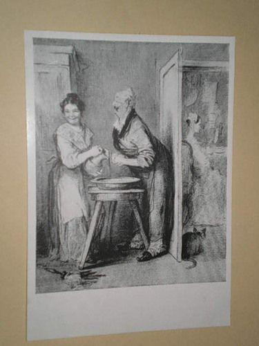 Умывание - Галерея картин Петра Михайловича Шмелькова