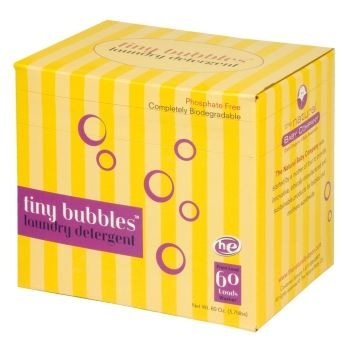 GroVia® Tiny Bubbles - Safe to use with GroVia® and all other cloth diaper brands. The detergent of choice for cloth diapers and baby apparel.  Dye & fragrance free, completely biodegradable, no optical brighteners or fillers, gentle for sensitive skin, low-residue formula, ultra-concentrated, EPA design for the environment.