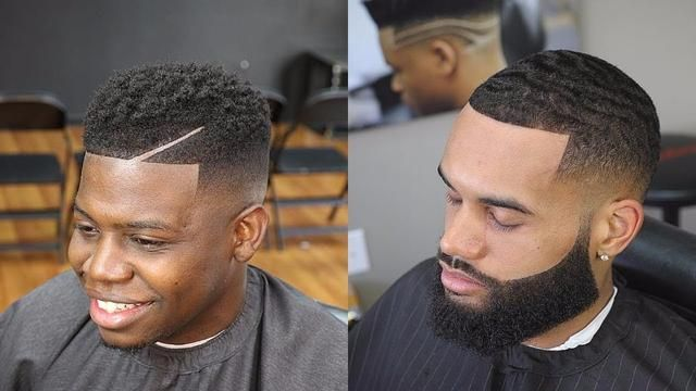 Top Short Haircuts for African American Men 2018.