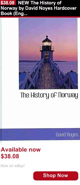 Nonfiction: New The History Of Norway By David Noyes Hardcover Book (English) Free Shipping BUY IT NOW ONLY: $38.08