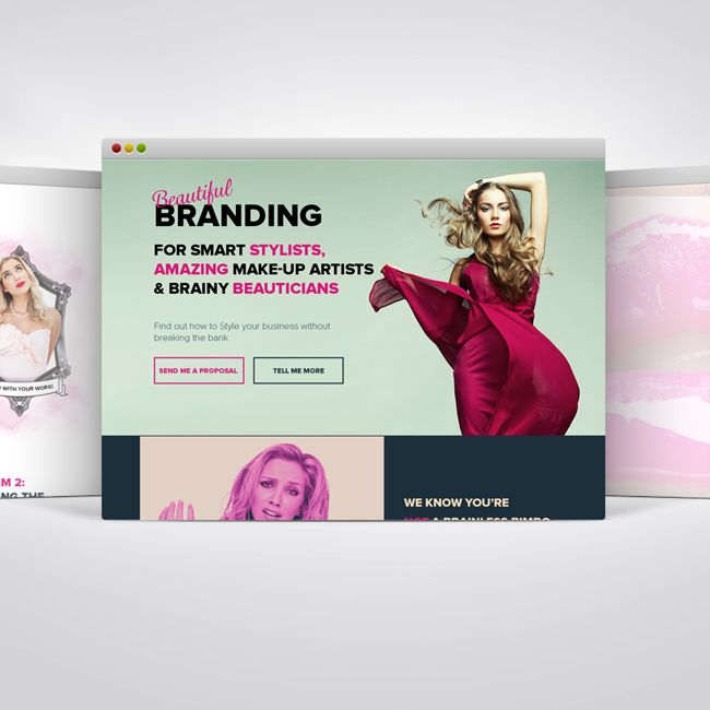 New #squeezepage for the site is finally complete - #webdesign #webdevelopment #beauty #fashion #style #makeup #graphicdesign http://buff.ly/1H8Yscx