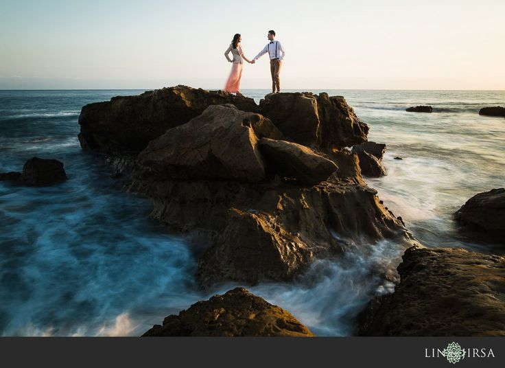 Gorgeous Orange County Engagement | Jeremy and Olivia