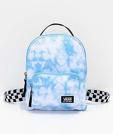 2902097059 Vans Cloud Blue Bell Mini Backpack