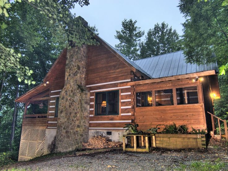 Boone cabin rental - Timber Creek Cabins in Valle Crucis