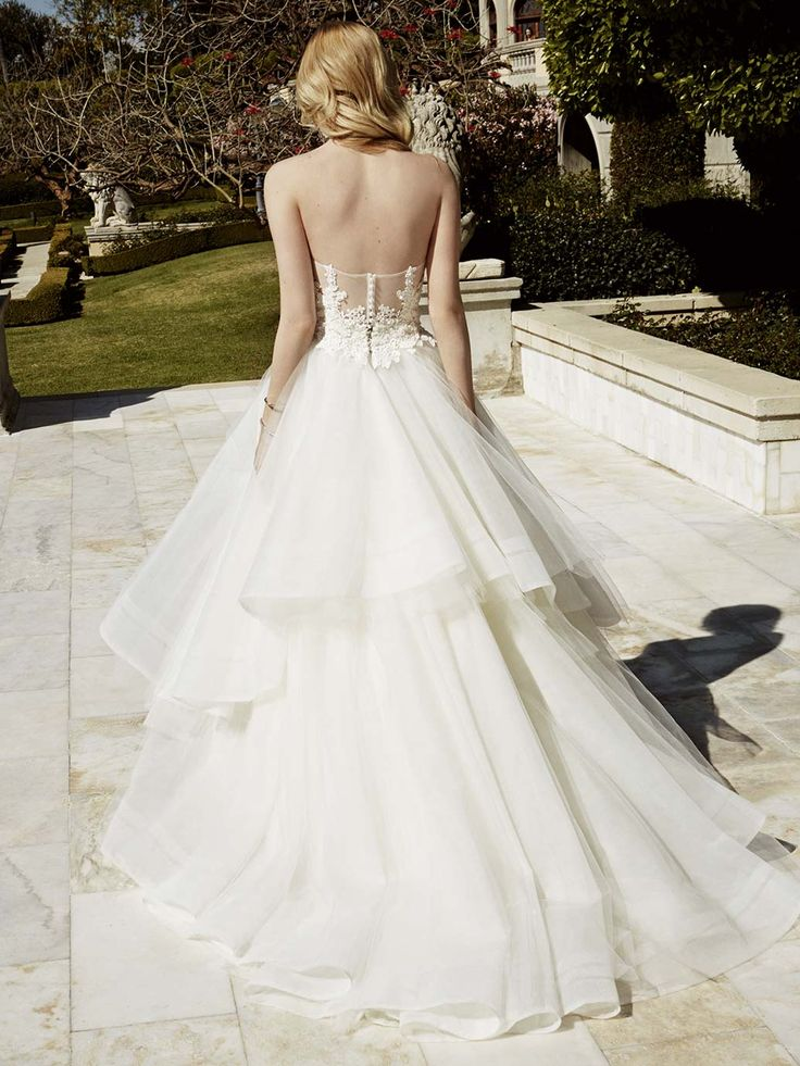 2016 Blue by Enzoani, Ibanda. Available at Uptown Bridal Chandler, Az. 85225 www.uptownbrides.com