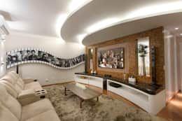 22 Livings y salas de TV que serán el mejor regalo para tu familia