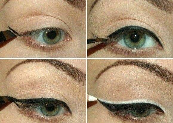 Black and White Eyeline