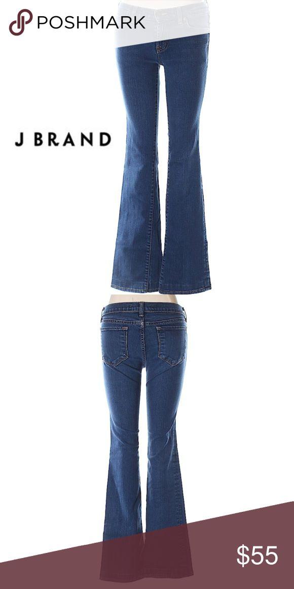 j brand denim size 27 31 inseam 98 cotton 2 spandex j brand jeans boot cut my posh picks. Black Bedroom Furniture Sets. Home Design Ideas