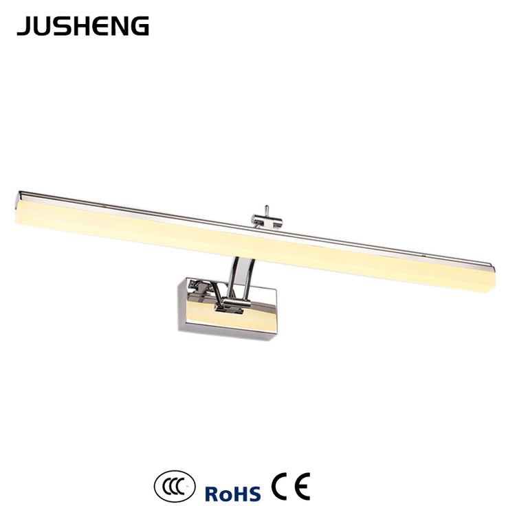 Modern 9W 12W 16W Bathroom LED Mirror Light 85-265V Cold Warm White LED Wall Lamps Vanity mirror lighting Living Bedroom Indoor