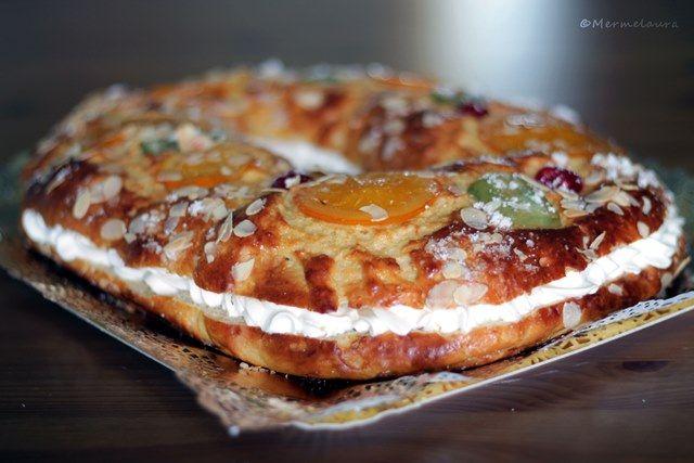 Un poco tarde la receta, lo sé, pero me vais a perdonar, soy principiante en esto de la panadería artesana. De todas maneras, si estáis en Zaragoza, debéis saber que el día de Reyes es solamente la...