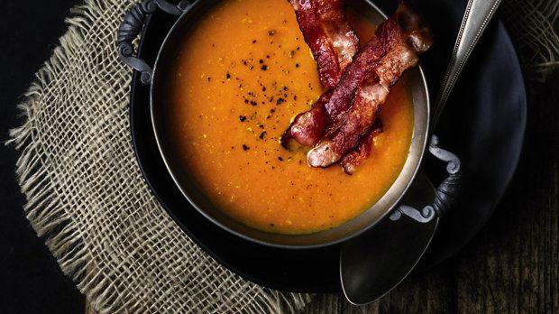 Batátová polévka